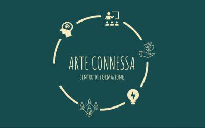 CHE COS'E' ARTE CONNESSA? Alessandro Stellacci ci descrive il progetto in tre minuti.