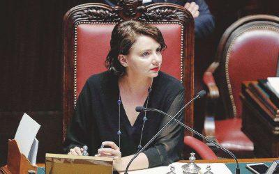 INCONTRI CONNESSI: PARITA' DI GENERE con la Vicepresidente della Camera Maria Edera Spadoni